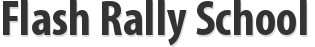 Flash Rally School